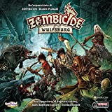 Zombicide Black Plague Wulfsburg