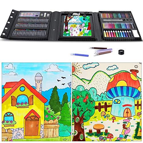 Zoom IMG-3 pedy colori valigetta 208 pezzi
