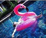 Aufblasbarer Flamingo Schwimmring Luftmatratzen