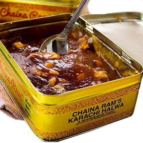 Chaina Ram Old Delhi Karachi Halwa Tin Box – 700 Grams