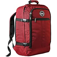 Cabin Max Metz 30 Litre Carry On Backpack 45 x 36 x 20 cm Suitable for Wizz air and Easyjet underseat Allowance (Red)