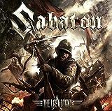 Sabaton: The Last Stand (LP schwarz) [Vinyl LP] (Vinyl)