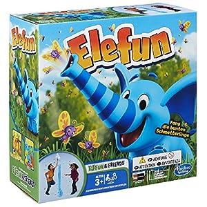 Hasbro Spiele A4092100 - Elefun, Kinderspiel