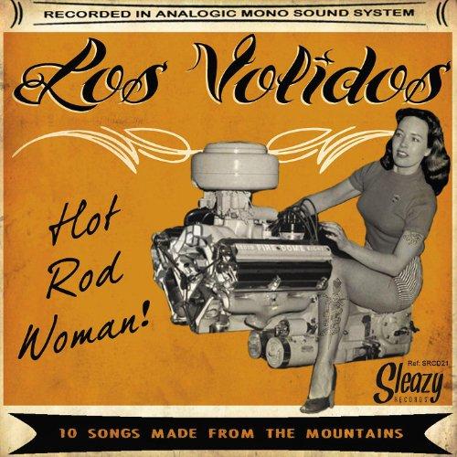 Hot Rod Woman -