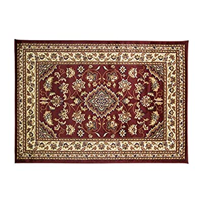 Sherborne Traditional Rugs in Beige - inexpensive UK light store.