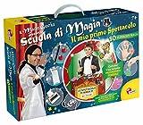 Liscianigiochi 46409 Scuola di Magia Kit di Magia, Il Mio Primo Spettacolo