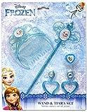 Wand & Tiara Set - Frozen