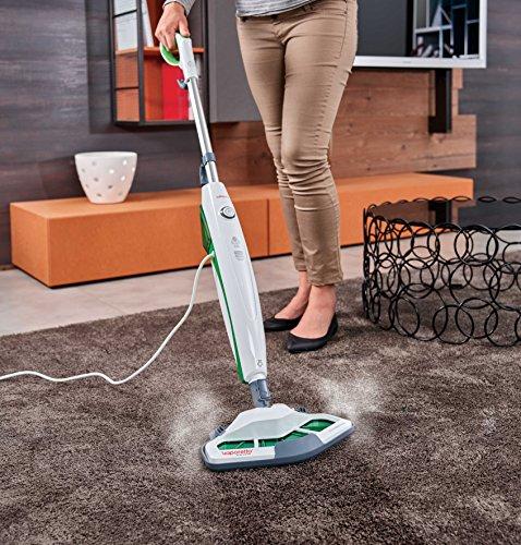 POLTI PTEU0272 Vaporetto SV400_Hygiene mit Reinigungsdüse Vaporforce, 1500 W, grün - 12