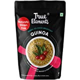 True Elements Quinoa 1kg - Breakfast Cereal, Quinoa Grain, Healthy Food, Gluten Free Quinoa