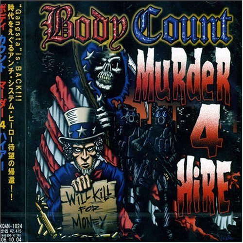 Murder 4 Hire by Body Count (2006-10-25)