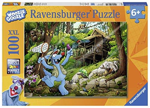 Ravensburger 10731 WG Woozle Goozle auf Dschungelsafari, Puzzle