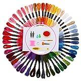 SOLEDI Matassine Punto Croce 50/100/150 Colori & Kit Punto Croce (50 Colori Kit)
