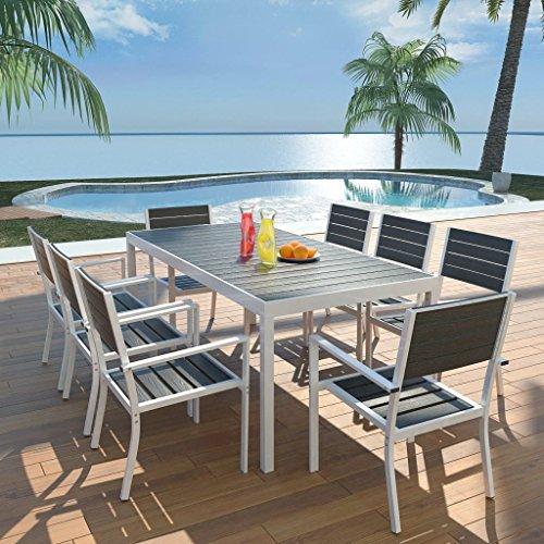Lieblings Wpc Gartenstühle - Gartenmöbel von A bis Z &TX_88