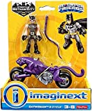 Imaginext Streets of Gotham City Catwoman and Cycle
