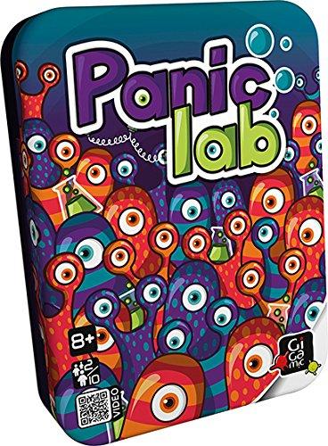 Gigamic PLB - Panic Lab, Juego de Mesa