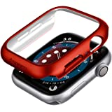 Spigen Thin Fit Designed for Apple Watch case/cover for 44mm Series 6 / SE / 5/4 - Red