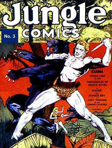 jungle-comics-no-3-english-edition
