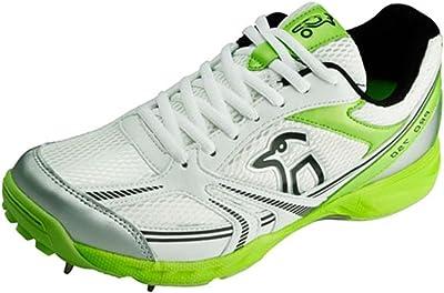 Kookaburra Pro 750críquet Shoe Spike cordones calzado Running Sports Trainers