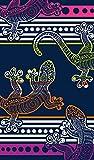 Best Serviettes de plage - Tijuana Serviette de plage en tissu jacquard 100% Review