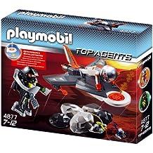 Playmobil 4877 - Agenten-Detektorjet