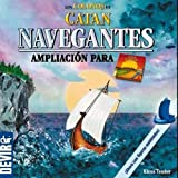 Devir Expansión Catán: Navegantes (42269)