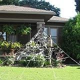 PBPBOX Halloween Groß Spinnennetz Halloween Deko Für Draussen