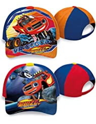 KIDS LICENSING Gorra Blaze and the Monster Machines surtido