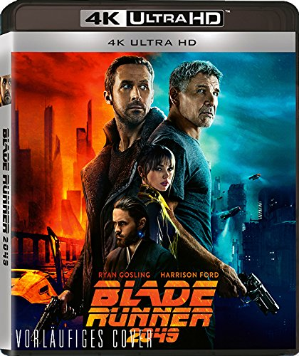 Blade Runner 2049 - Ultra HD Blu-ray [4k + Blu-ray Disc]