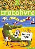 Crocolivre CP, livre + magazine, numéro 3