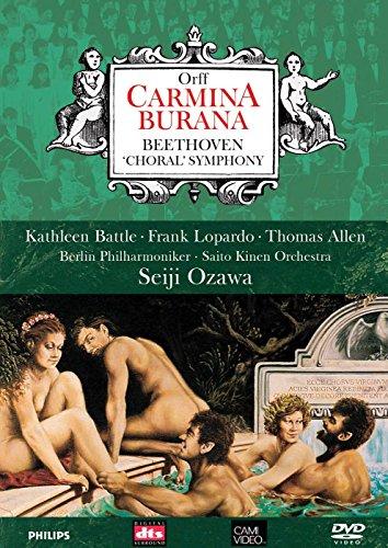 Orff, Carl / Ludwig van Beethoven - Carmina Burana / Sinfonie Nr. 9