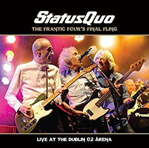 The Frantic Four's Final Fling-Live At The Dublin O2 Arena (2 Vinyl LP inkl. Download Code) [Vinyl LP]