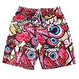 SANFASHION Herren Badeshorts, Badehose in vielen Farben |Badeshort| Bermuda Shorts |Schwimmhose |Badehosen |Badehose für Männer in den Größen M bis 3XL