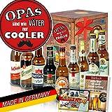 Opas sind wie Väter nur cooler | Geschenke für Opa | Ostdeutsche Biere