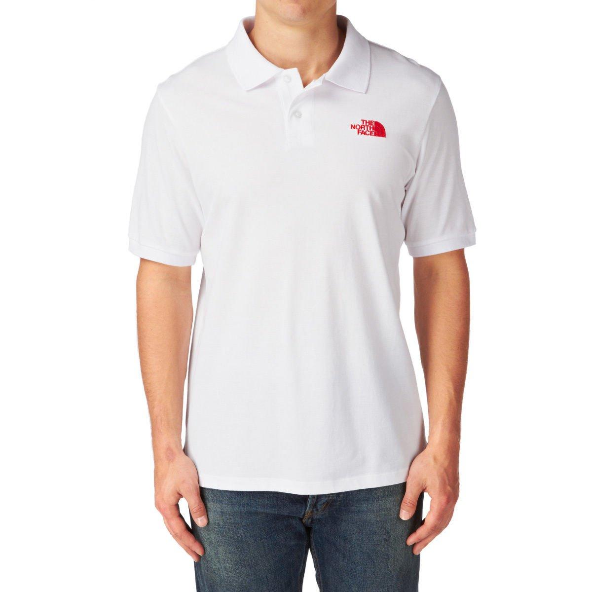 The North Face Men's Polo Piquet Polo Shirt: Amazon.co.uk: Sports ...