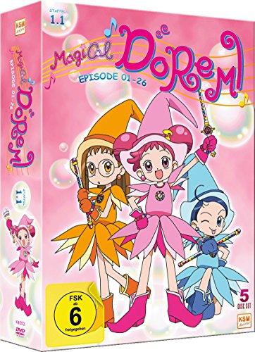 Staffel 1, Vol. 1: Folge 1-26 (5 DVDs)