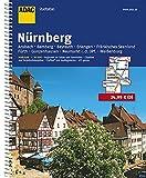 ADAC StadtAtlas Nürnberg mit Ansbach, Bamberg, Bayreuth, Erlangen, Fränkisches: Seenland, Fürth, Gunzenhausen, Neumarkt i.d. Opf., Weißenburg 1:20 000 (ADAC Stadtatlanten 1:20.000) - ADAC Kartografie