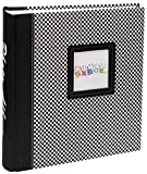 KPH Fotoalbum na-und® 30x30xcm 100 Seiten No.5135 ELEMENTS, Color:schwarz