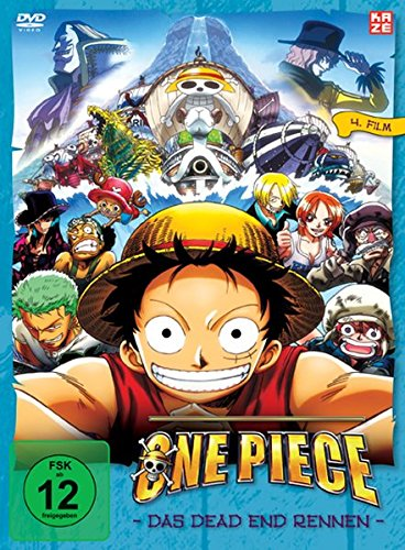 One Piece – 4. Film: Das Dead End Rennen [Limited Edition]