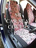Best Car Seat Covers - Nissan Micra Car Seat Covers Full Set Review