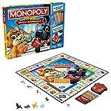 Hasbro Monopoly Junior Electronic Banking Simulación económica Niños - Juego de Tablero...