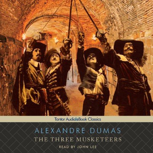 The Three Musketeers  Audiolibri