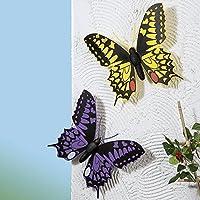 Wenko Figura Jumbo mariposa, Juego de 2