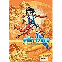 Yoko Tsuno l'intégrale, volume 4: Vinéa en péril