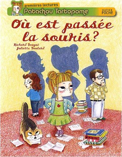 Patachou Tartopome, Tome 42 : O est passe la souris ?