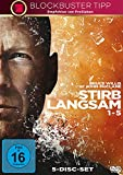 Stirb langsam 1-5 [5 DVDs] -