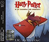 Scarica Libro Harry Potter e la camera dei segreti letto da Giorgio Scaramuzzino Audiolibro 2 CD Audio formato MP3 Ediz integrale (PDF,EPUB,MOBI) Online Italiano Gratis