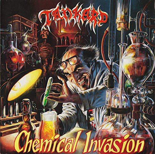 Tankard: Chemical Invasion (Deluxe Edition) (Audio CD)