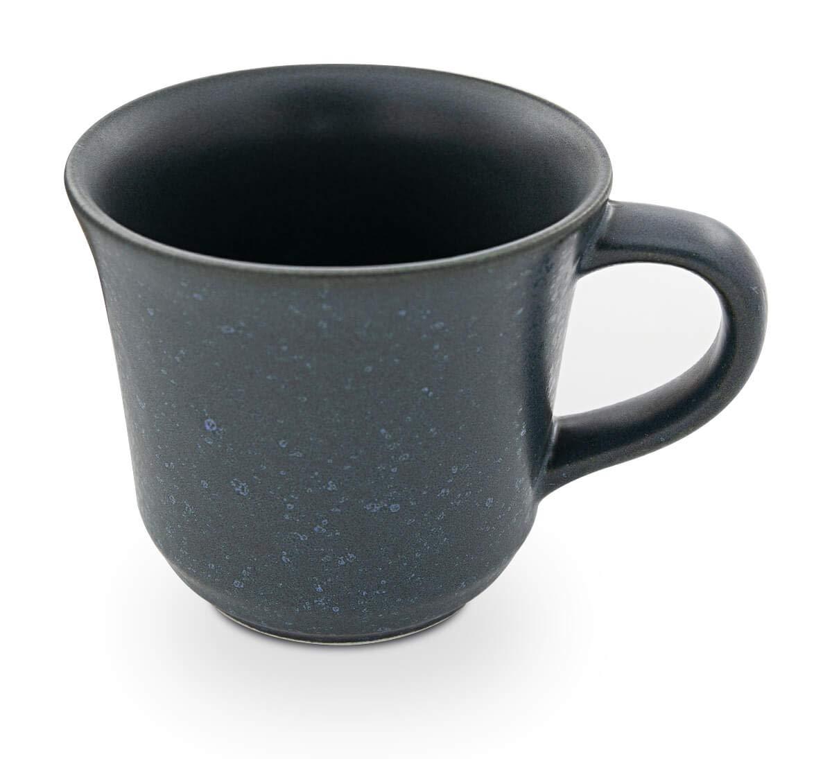 Boleslawiec Pottery Mug, 0.50 L, Original Bunzlauer Keramik, Decor ZIELON (Green)