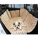 Accessori Auto Per Animali Domestici Cuscino Per Sedile Cat Dog Car Seat Cover Pet Cargo Protector Mat Car Pet Sacchetto Universale Adatto A Tutte Le Auto, Camion, SUV (Colore : Beige-2)