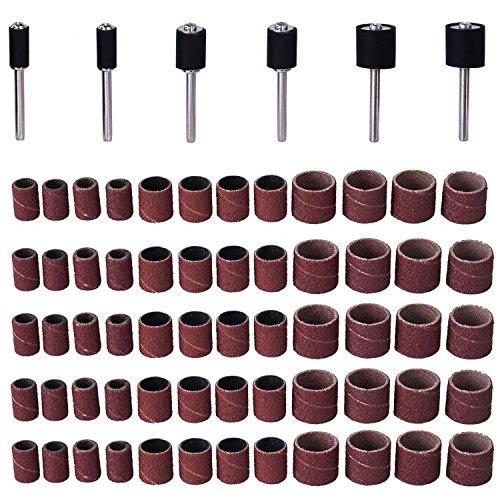 tily-66-pieces-tambour-ponceuses-lot-de-60-pieces-bandes-de-poncage-et-6-pieces-tambour-mandrins
